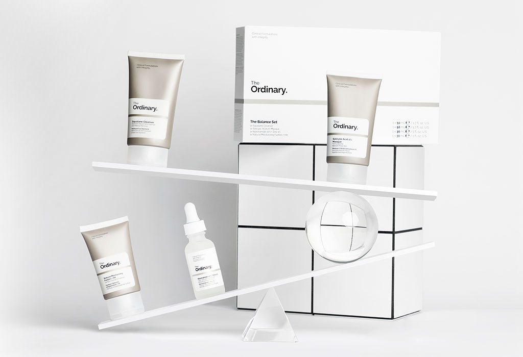 The Ordinary - The Balance Set (2 x 50ml, 2 x 30ml)