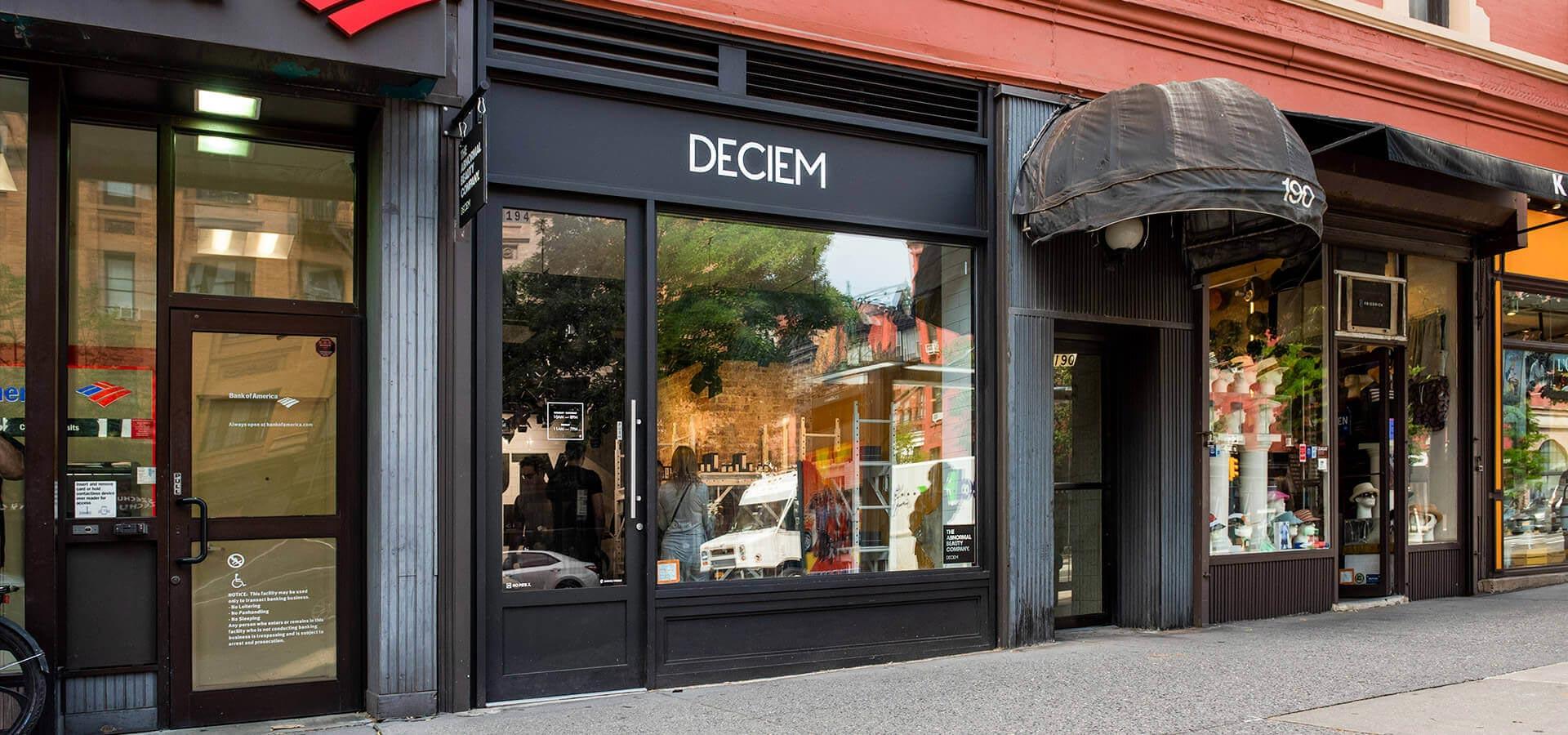 DECIEM | Stores