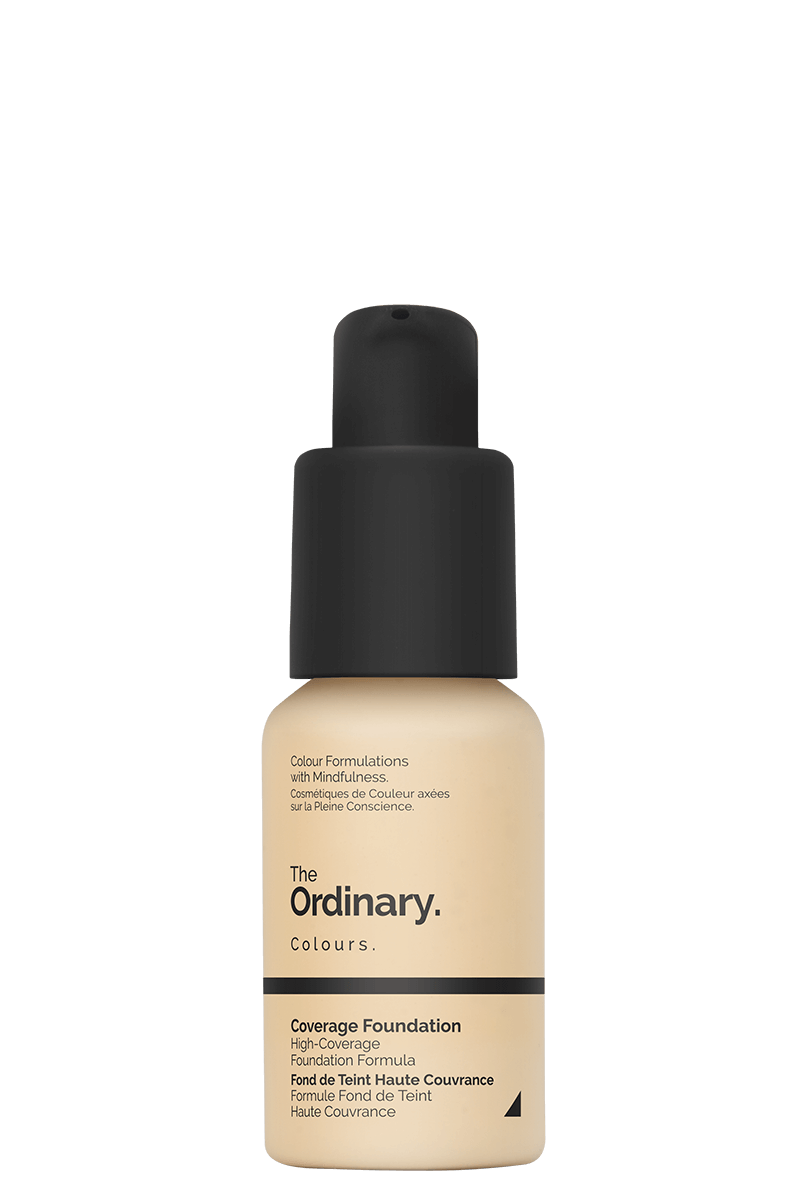 Coverage Foundation (2.0 N) - 30ml