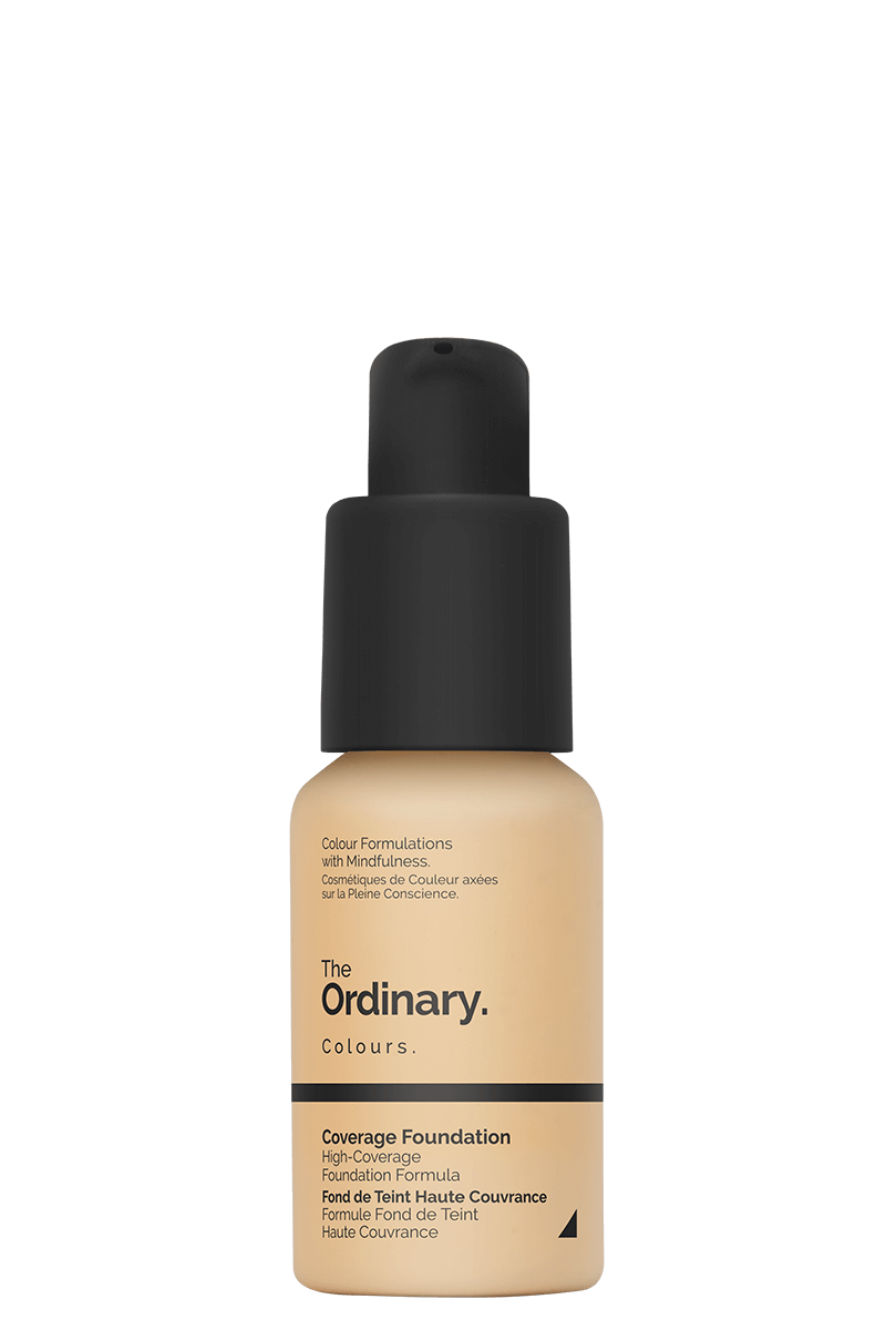 Coverage Foundation (2.1 P) - 30ml