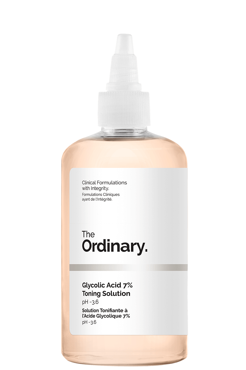 Glycolic Acid 7% Toning Solution - 240ml