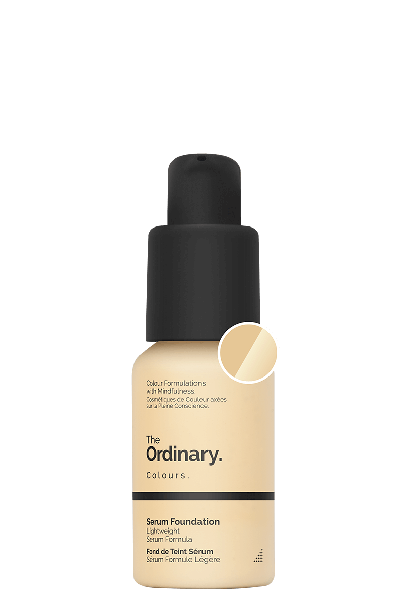 Serum Foundation (1.2 YG) - 30ml