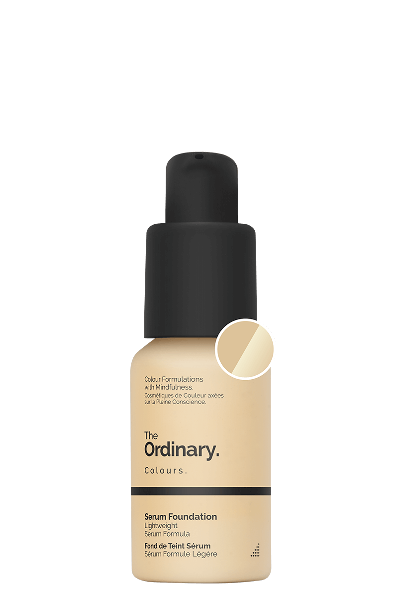 Serum Foundation (2.0 YG) - 30ml